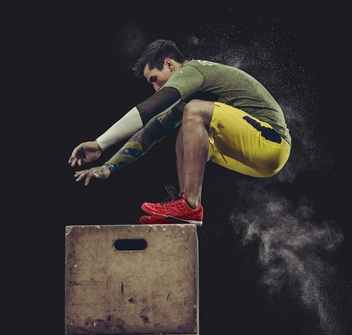 The purpose of box jump thrive fitness